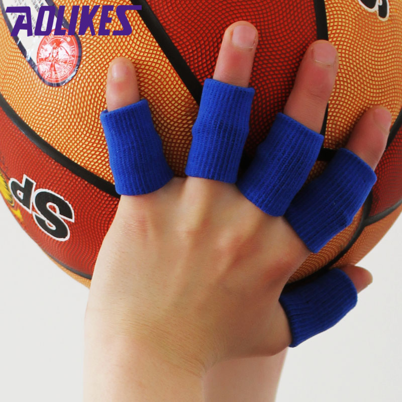 Basketball volleyball finger guard finger guard finger guard sports safety slip finger extended
