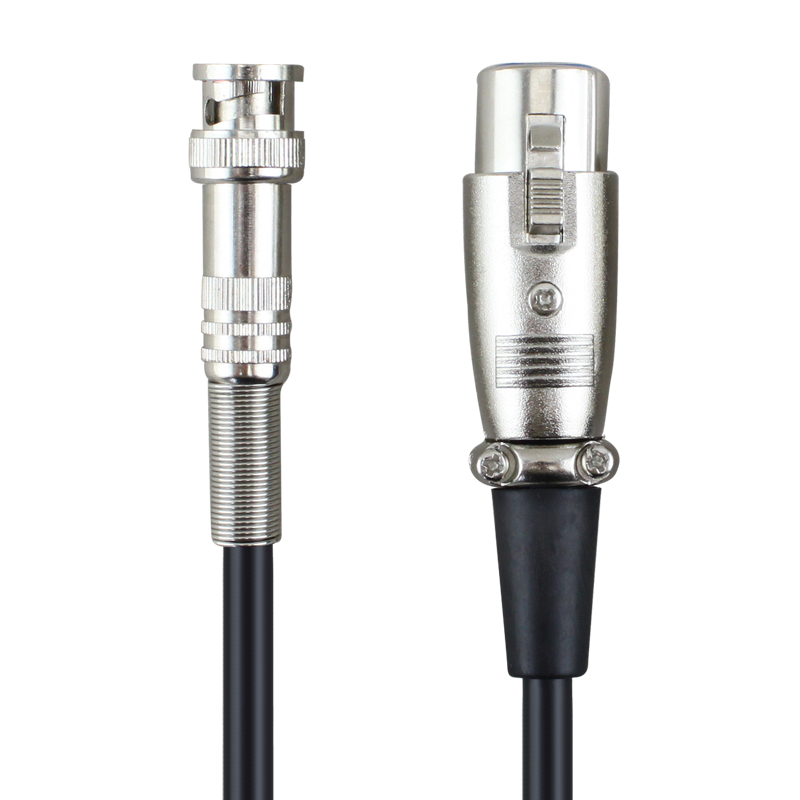 Bay bridge KQ7750 xlr female to bnc male bnc q9 turn turn xlr audio cable audio cable enthusiast
