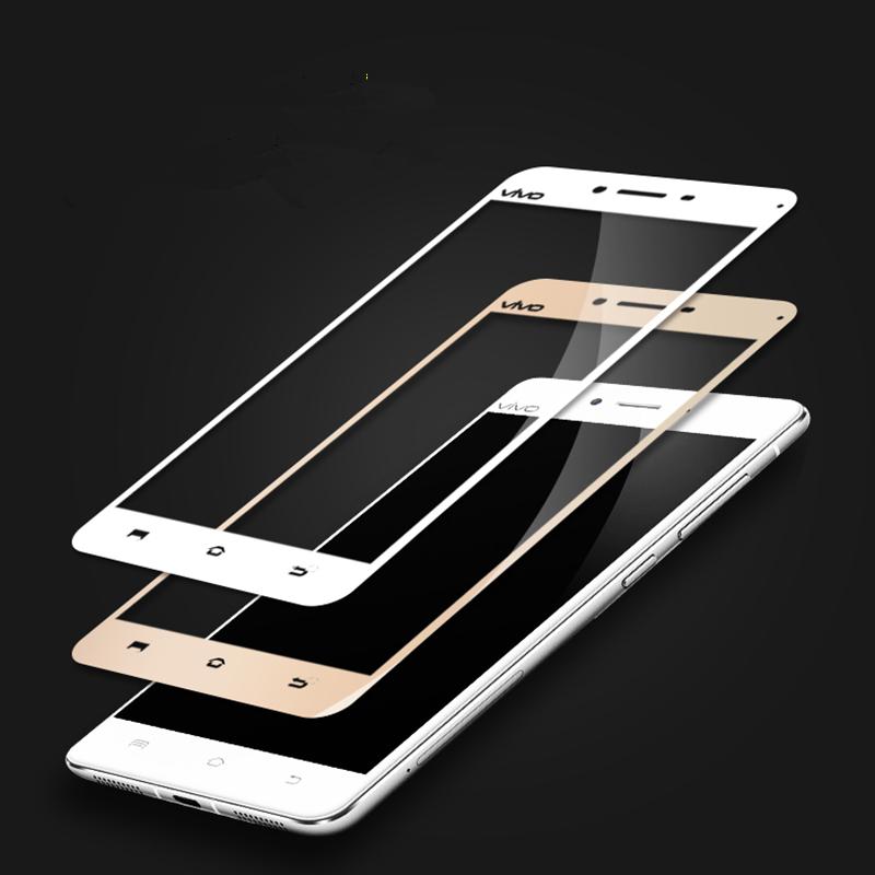 Bbk x5pro viv0X5proL vivox5proD tempered glass membrane film fullscreen tempered glass film mobile phone mold prov