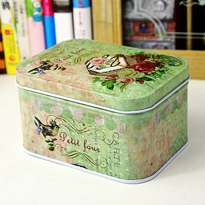 Bead wedding-candy box candy biscuit box storage box/cracked jewelry box/gift box/candy tin