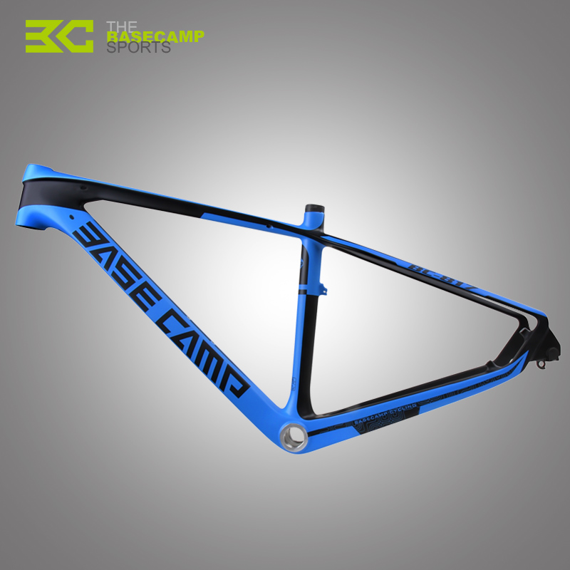 Beska mountain bike ultralight carbon fiber frame carbon frame carbon fiber frame 27.5 inch bicycle ultralight diy with