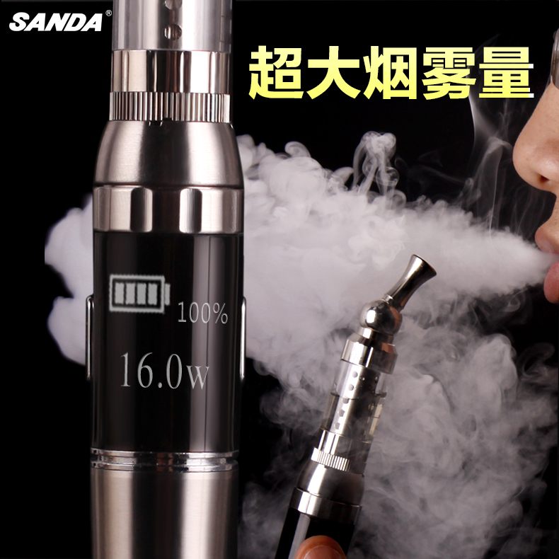 Big smoke sanda/sanda male ms. electronic cigarette smoking cessation products steam machinery electronic cigarette kit genuine