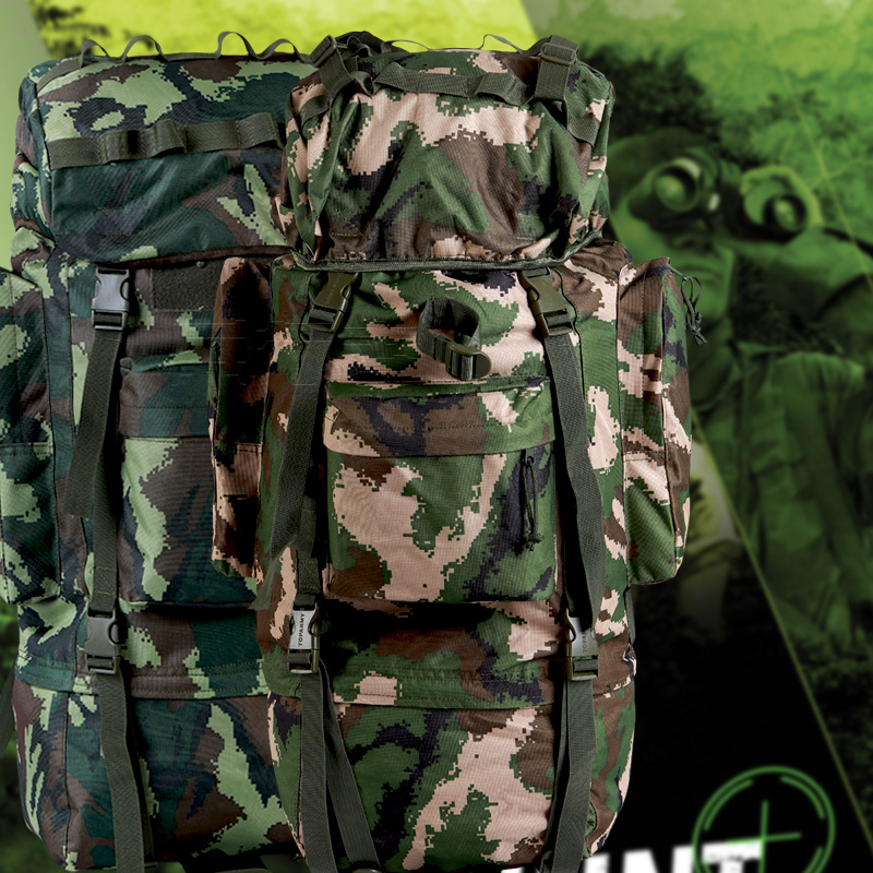 Bing walker outdoor camouflage backpack wu digital camouflage military fans tactical camouflage backpack backpack backpack