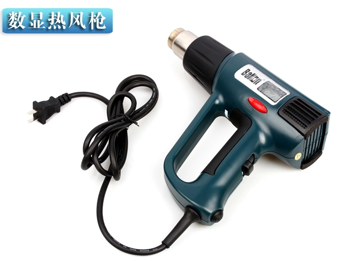 BK8020 2000W digital hot air gun hot air gun hot air gun rework station hot air gun significant number of hot air gun