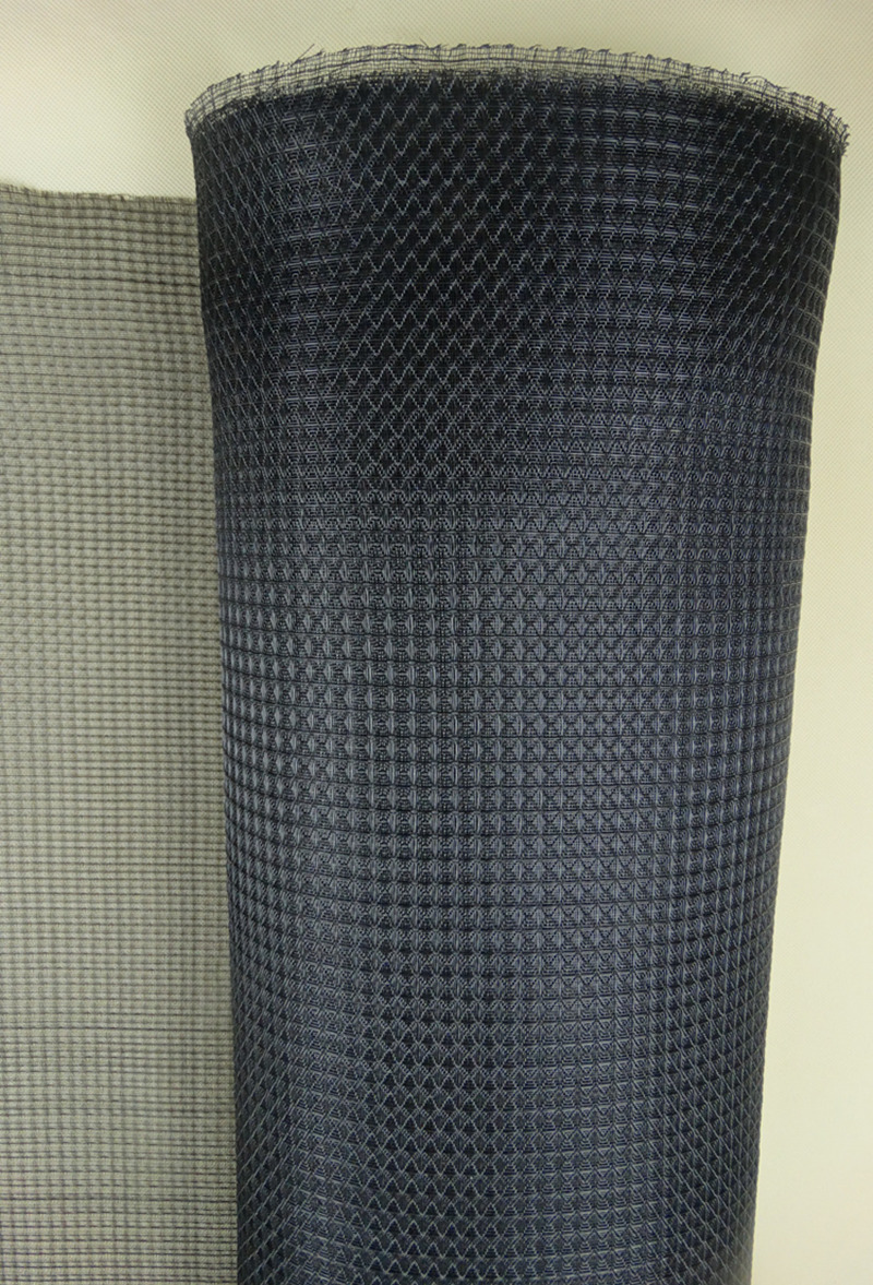 Black nylon mesh filter air filter air central air conditioning grille filters dust network computer chassis