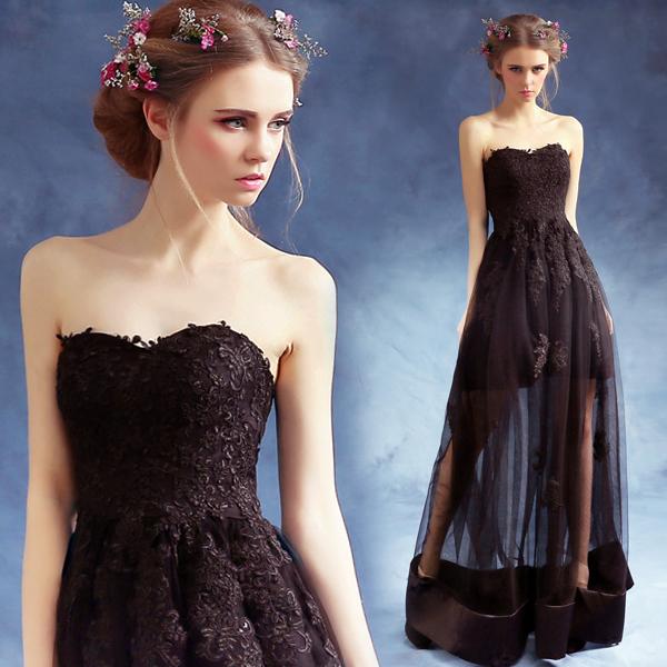 China Black Dress Wedding, China Black Dress Wedding Shopping Guide ...