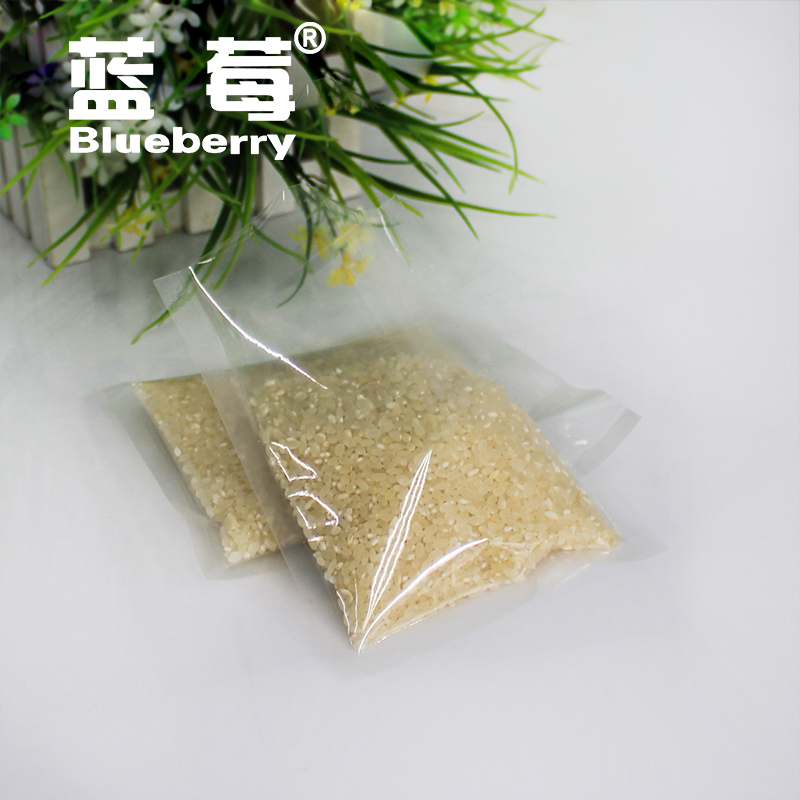 Blueberry brand a grade 27 * 38cm food vacuum packaging bags super transparent plastic storage bags sealed bags composite bag