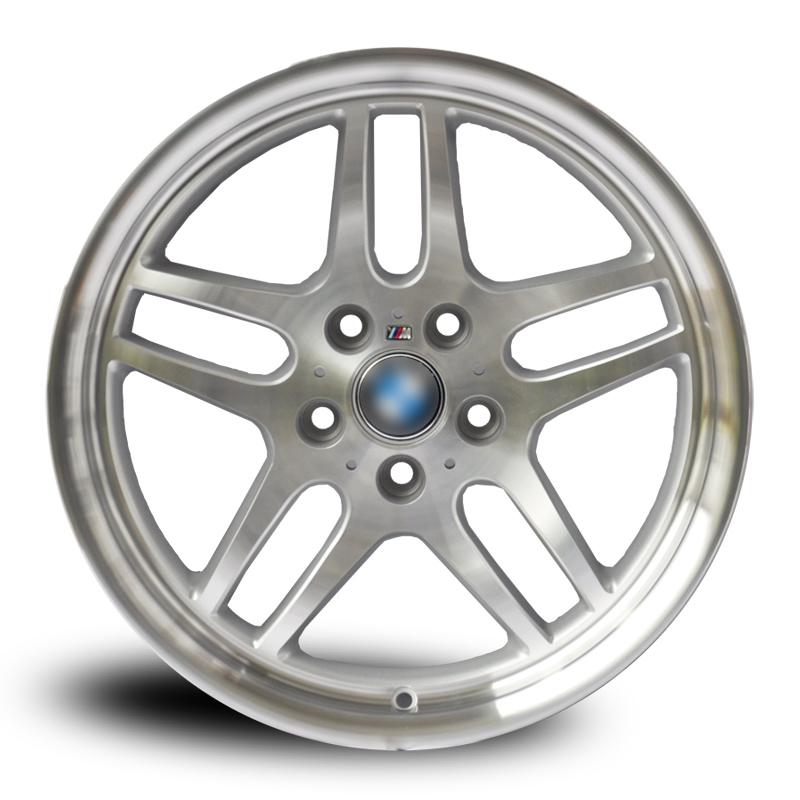 Bmw bmw E63E64E65E66E60 old 5 series 6 series 7 series 18 inch wheels modified before the end of the