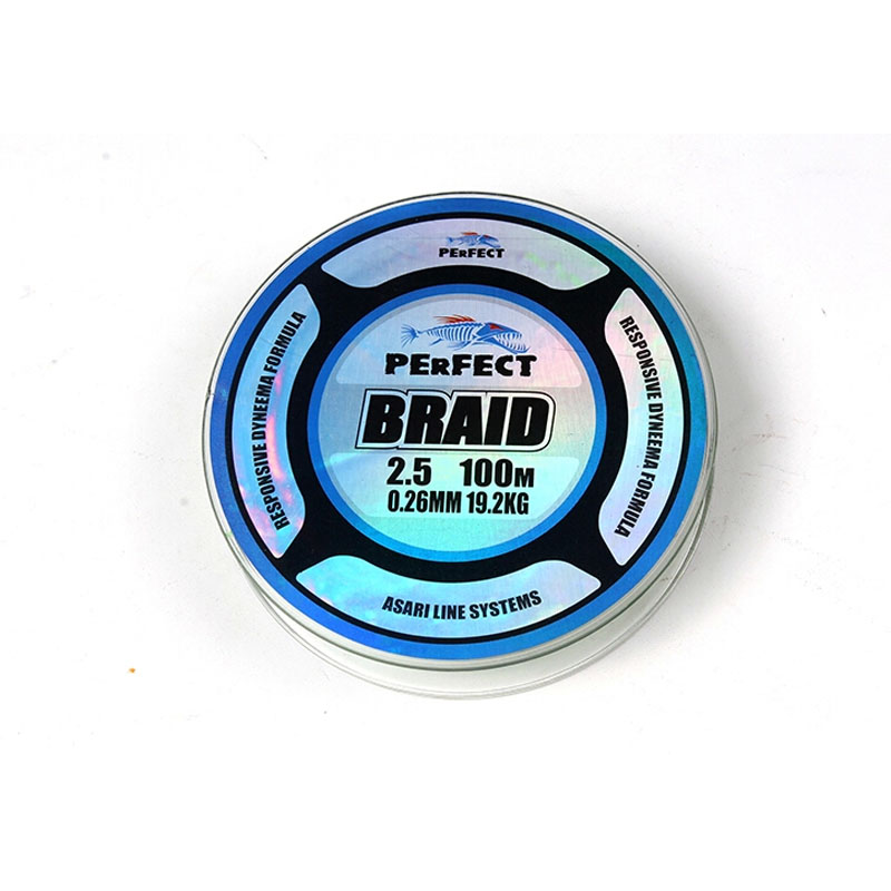 Bo feite braid leiqiang line gamberoni lures dedicated line 8 encoding pe braided line 100 m boat fishing line strong Tensile strength