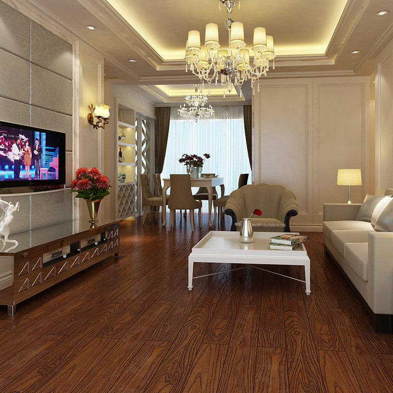 Bo typical household water resistant laminate flooring laminate flooring antique embossed laminate flooring