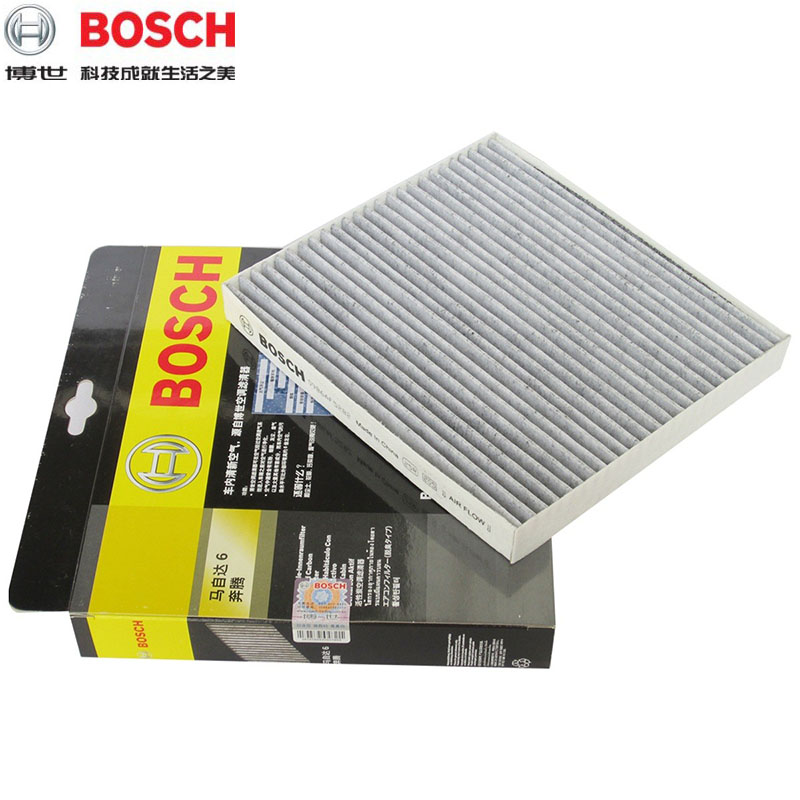 Bosch activated carbon air conditioning filter grid core mazda 6 m6 core wing pentium b70 b50 b90