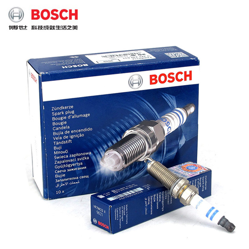 Bosch double platinum spark plugs 2.0i4WD forester/impreza legacy Outback4WD 2.5i4x4 2.0r