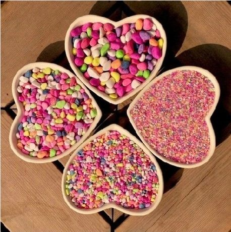Bowl lotus special decorative stones decorative gardening supplies multicolored stone colored pebbles whitehead