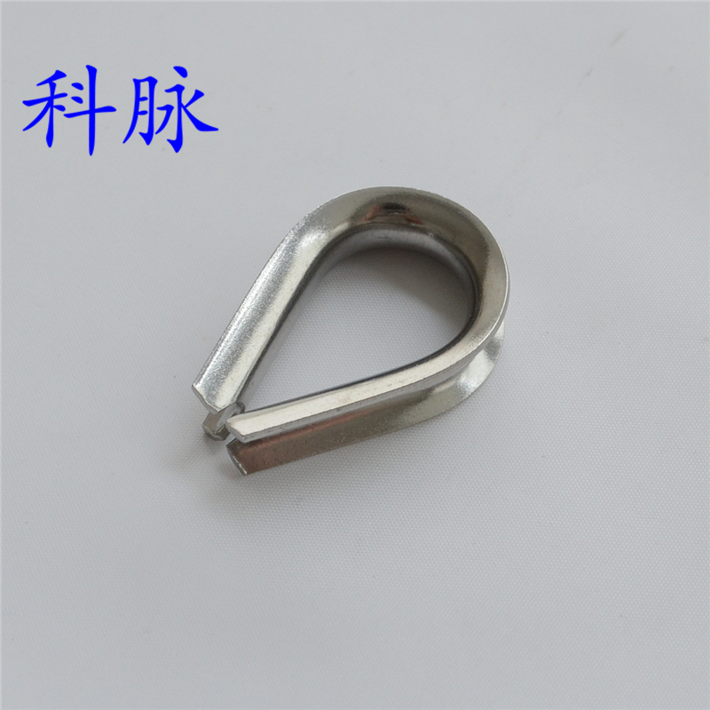Branch vein 304 stainless steel rings centennial ring rope rings boast triangle triangle circle m16