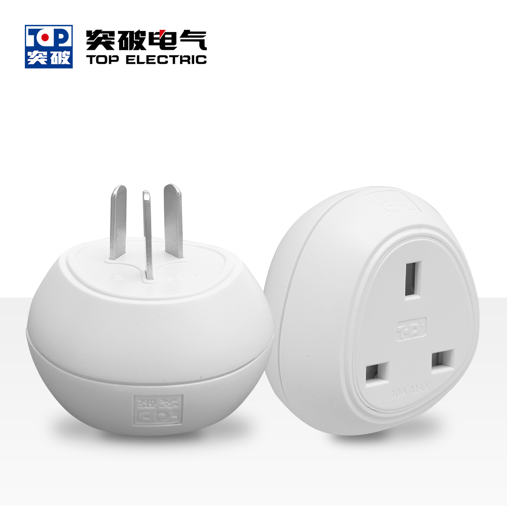 Breakthrough conversion plug multifunction universal travel plug socket gb british standard power plug adapter plug converter