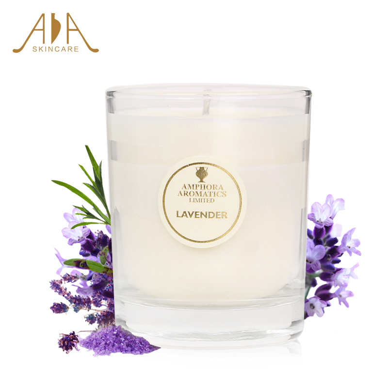 British aa network lavender essential oils aromatherapy candles 40 hours aromatherapy candles candles aa network