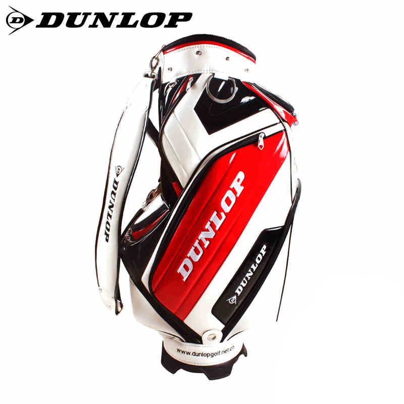 British dunlop official authentic standard golf bag golf ball bag bag bucket bag men and women qncuuebu