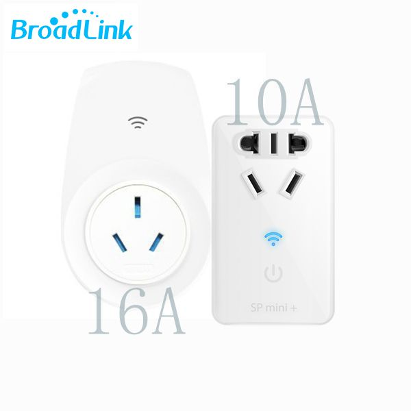 Broadlink bo wifi wireless mobile phone smart home remote control switch 16a socket when given sp2.