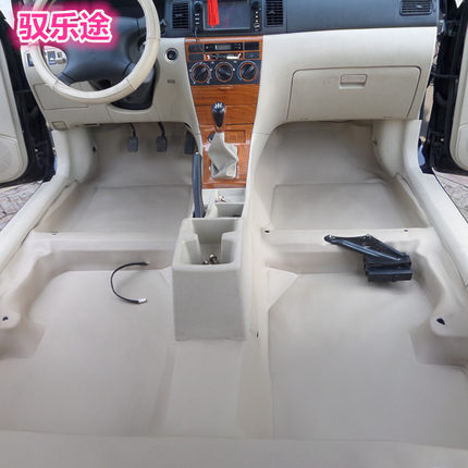 Byd byd s7 s7 byd byd s7 s7 dedicated integrally molded plastic floor and plastic 15 the new byd byd s7 modification