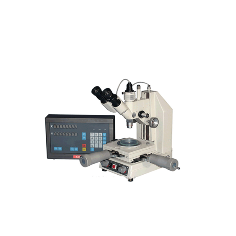 Byes/bang billion 107JC precision measuring microscope (digital display) measuring microscope site installation and commissioning