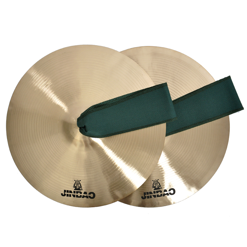 Cady genuine 15 inch jin bao army army band cymbals cymbal cymbals polished piece hand diameter of 38 centimeters