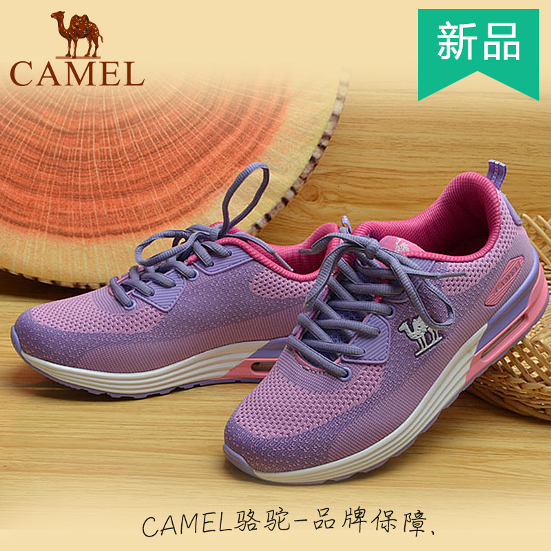 Camel/camel shoes 2016 spring new breathable mesh shoes hiking shoes outdoor leisure 6T1397225