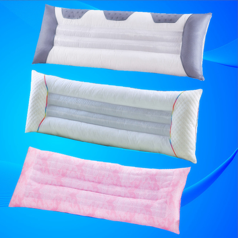 Can be washed long adult pillow pillow pillow couple pillow 1.2/1.5/1.8 m double pillow cassia child