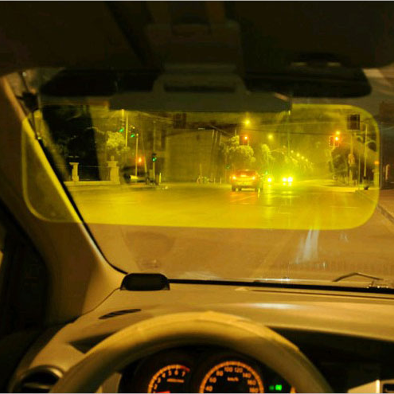 Car car day and night glare mirror goggles anti glare glare mirror driver goggles sunglasses Mirror