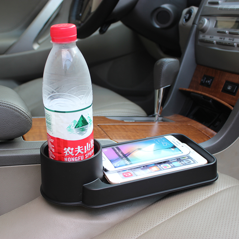 Car carrier car seat gap glove box multifunctional mobile phone holder car drink holder cup holder drink holder taiwan