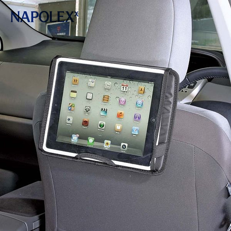 Car ipad backline 23456air apple mini tablet general motors car seat headrests lazy bracket