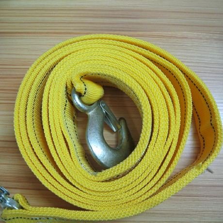 Car tow rope 3 tons 5 tons 6 tons thickening suv trailer tied with tensioner car with pull Car tow rope