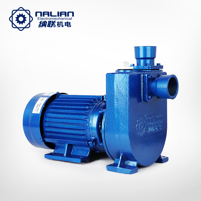 Carolina alliance centrifuging priming pump priming pump large flow of household water water garden spray irrigation farmland irrigation pumping Water machine