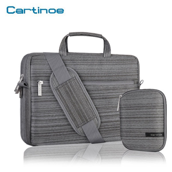 Cartinoe apple notebook macbook 13.3 pro15.6 air15.4 inch laptop shoulder bag