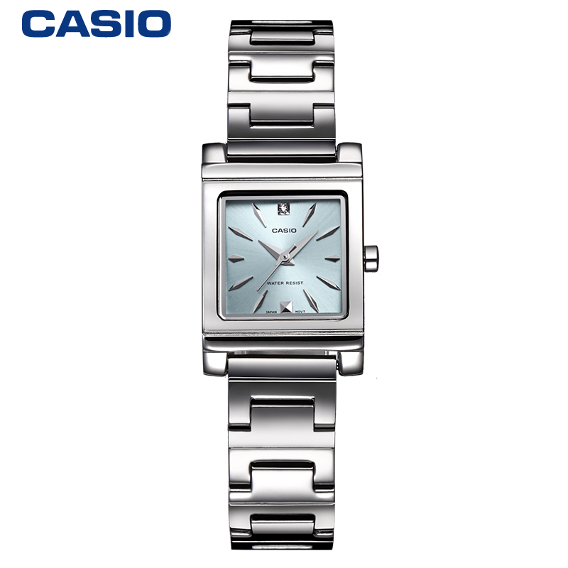 Casio casio watches women watches genuine watches ladies watch ladies quartz watch students LTP-1237D