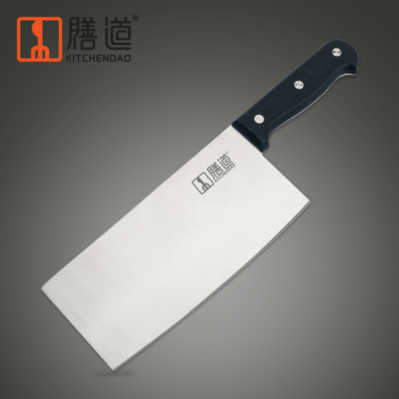 Catering road stainless steel kitchen knife household kitchen knives yangjiang tool kit kitchen knife slicing knife