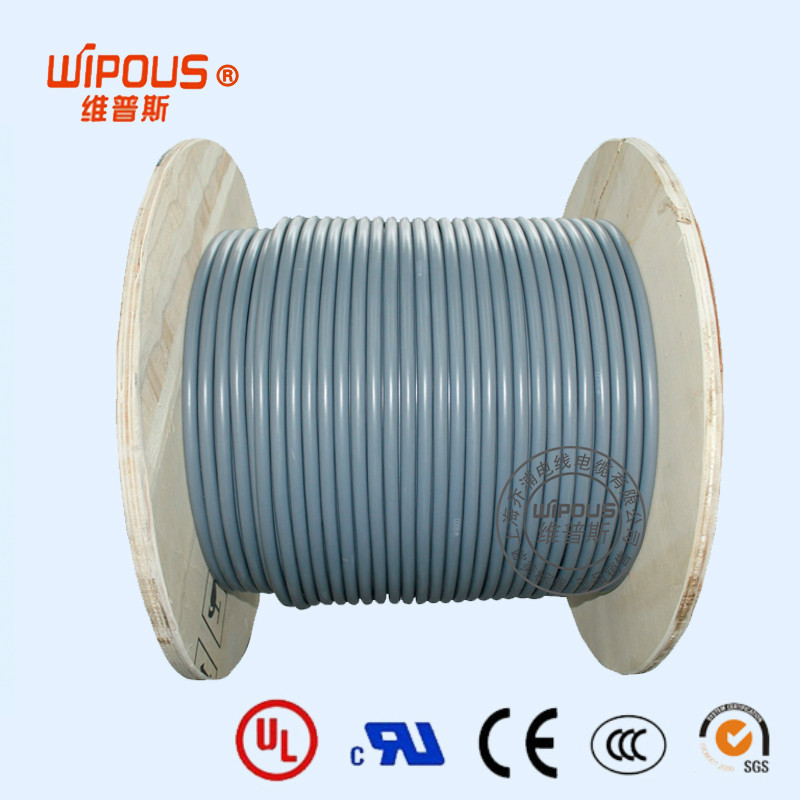 Ce certification european standard data cable liycy 2 ~ multibilamentary green european standard 20 core * 0.14 square sheathed cable