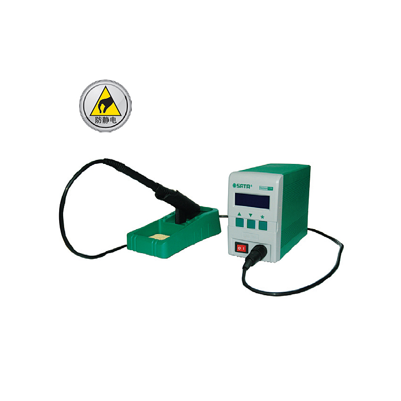 Cedel sata antistatic soldering station combo type digital soldering station hot air soldering station unleaded soldering iron 02002a