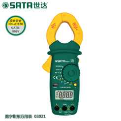 Cedel tool pocket forcipated three and a half digital multimeter automatic mileage against burn digital multimeter 03021