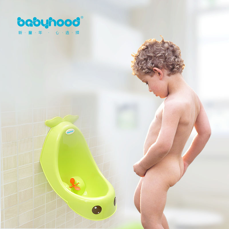 Century baby child standing urinal urinal toilet baby boy urinal urine bucket portable wall