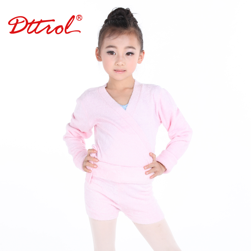 Chelsea flute dance ballet clothes and children dongkuan girls ballet dance clothes dance tops
