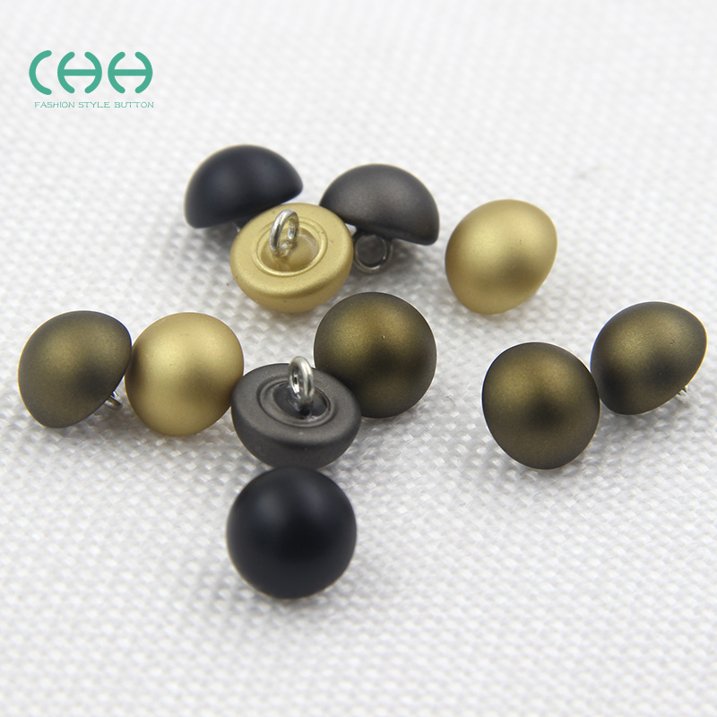 Chh clothing golden pearl button shirt button shirt button cardigan buckle spring and summer children baby sweater buttons
