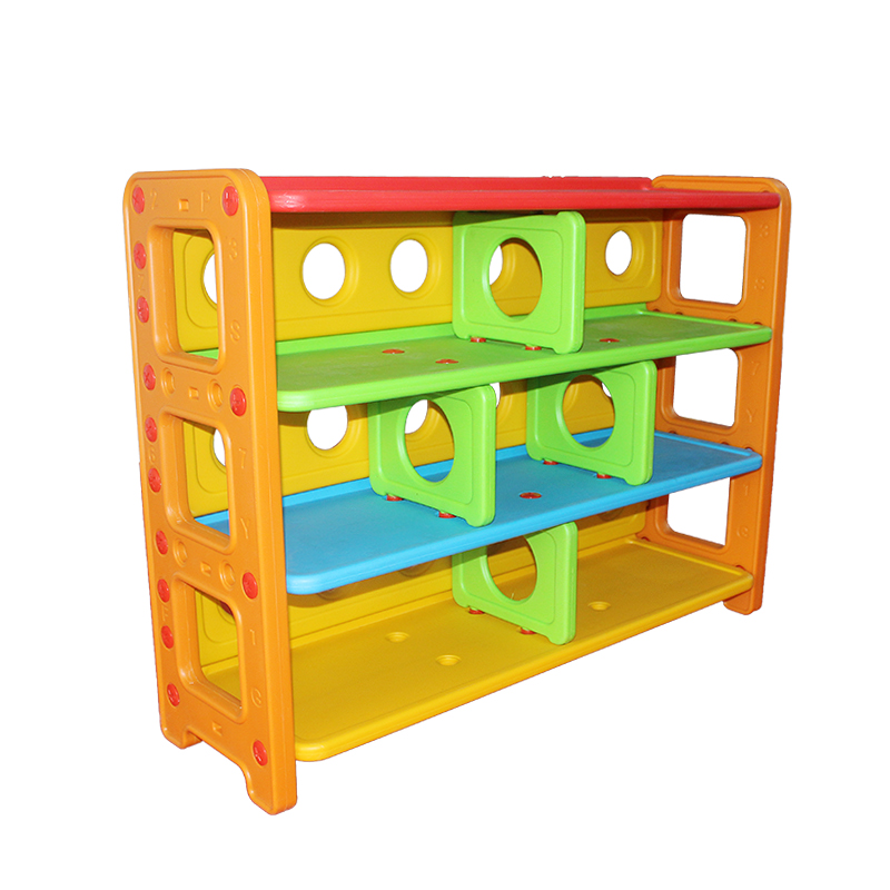 Children's books shelving racks kindergarten kindergarten kindergarten children plastic toy shelf storage rack shelves children