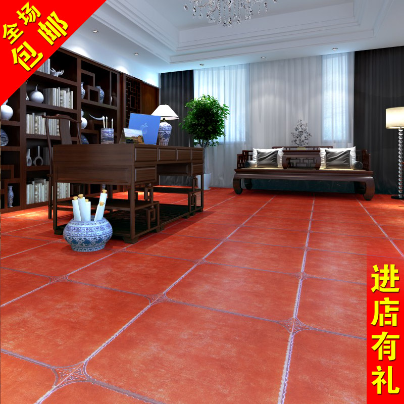 Get Ations Chinese Red Brick Tile Living Room Floor Tiles Metal Spend Antique