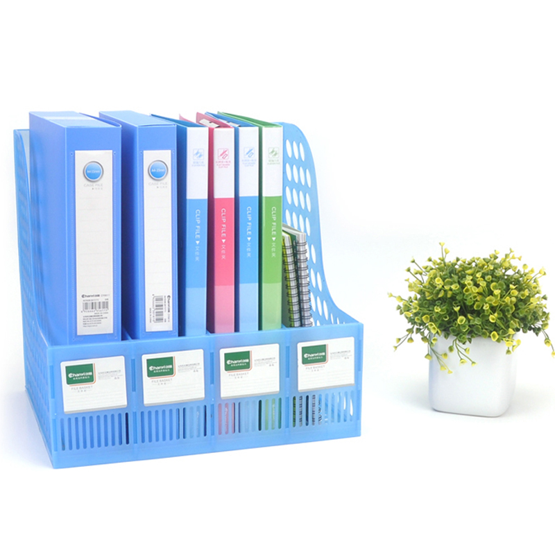 Get Quotations · Chong yi thick plastic file basket quadruple file box file frame data frame file column box  sc 1 st  Shopping Guide - Alibaba & China Box File Rack China Box File Rack Shopping Guide at Alibaba.com