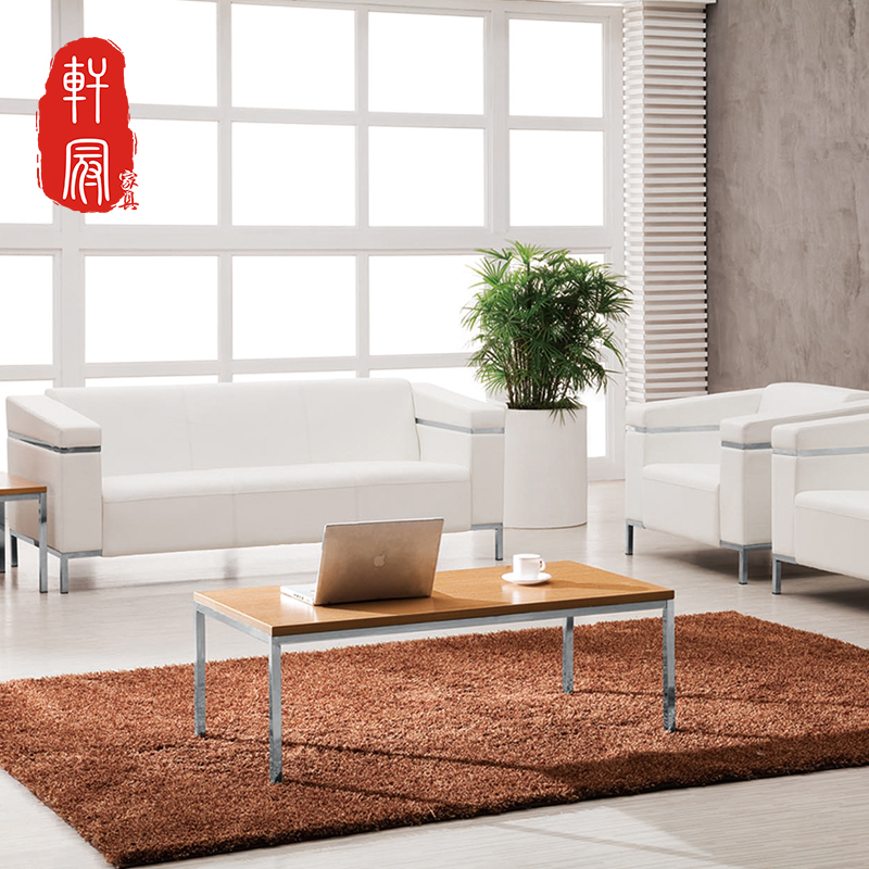 Chongqing shanghai office furniture office sofa minimalist modern business reception parlor sofa sofa
