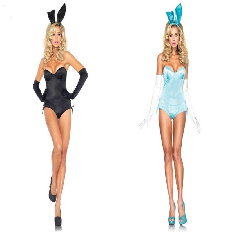 Christmas halloween costume bunny uniform temptation role playing piece sexy costumes singer bar