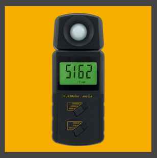 Cima digital light visible brightness meter photometer photometer illuminometer ar823 + AS803 AR813 a