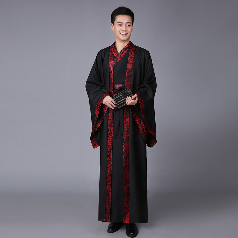 Chinese Man Dress