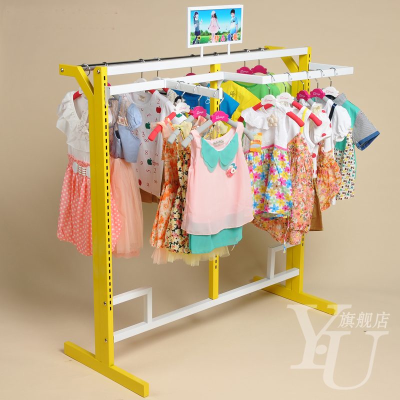 Clothing store shelf floor rack clothing store shelves in the island shelf display rack clothing rack clothing rack display racks