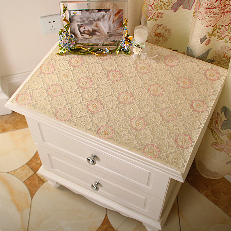 Get Quotations Coated Multifunctional Bedside Cabinet Cover Fabric Tv Dresser Dressing Table Cloth Tablecloth Dining